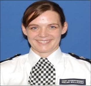 Chief Supt Helen Millichap