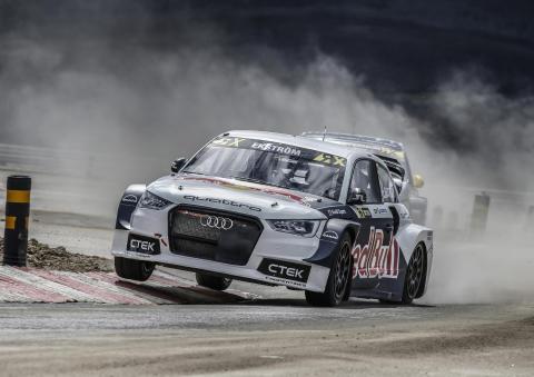 Audi S1 EKS RX quattro #5 Mattias Ekström