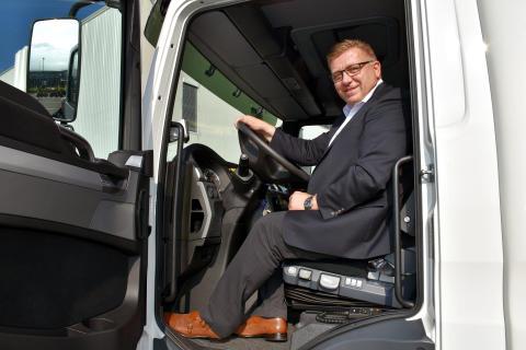Geir A. Mo, administrerende direktør i NLF
