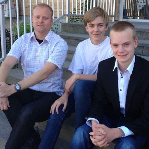 Elever från Erlaskolan medverkar i Almedalen