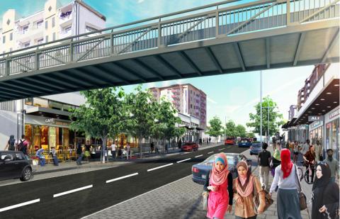Nu börjar vi bygga Rinkebystråket