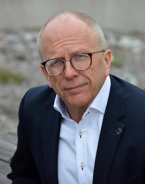 Per-Martin Eriksson, VD Veidekke Bostad
