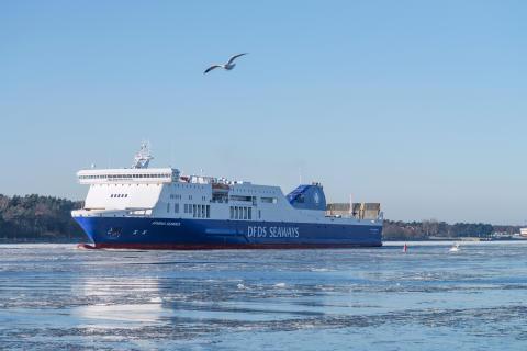 Credits DFDS_ATHENA SEAWAYS