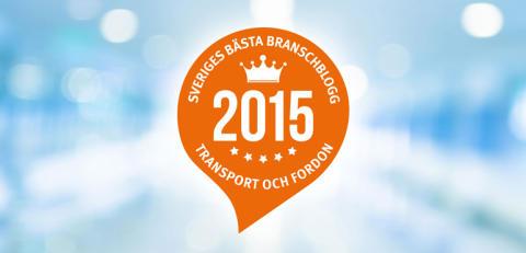 Sveriges bästa branschblogg!