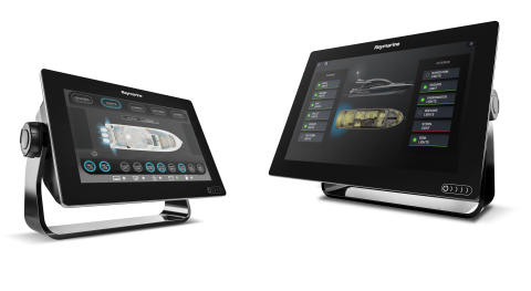 Raymarine and CZone Collaborate to Offer Integrated Digital Switching Solutions