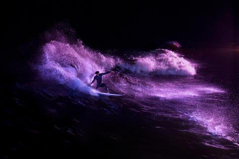 Flash surfing