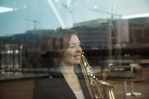 Tineke Postma Trio på Palladium i Malmö 11 december