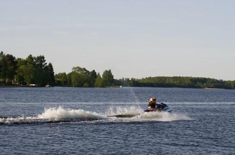 """Björn Risinger: """"Uppdrag om vattenskotrar viktig fråga för HaV"""""""