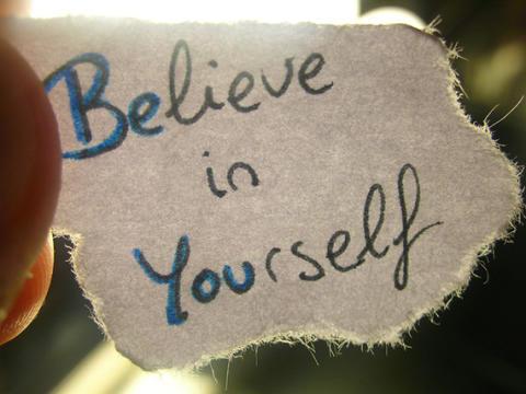 Tro på dig själv för att lyckas