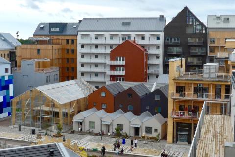 Linköping i topp fem av starka tillväxtkommuner