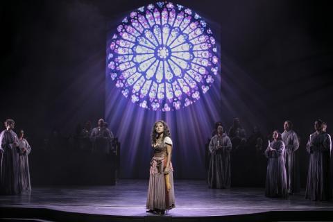Marsha Songcome – årets bästa skådespelerska enligt Broadway World