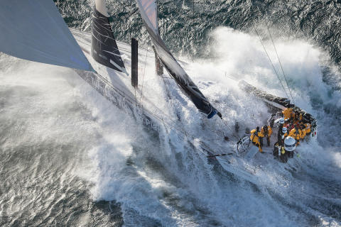 Bluewater storms ahead in sailing sports arena in partnership with The Ocean Race