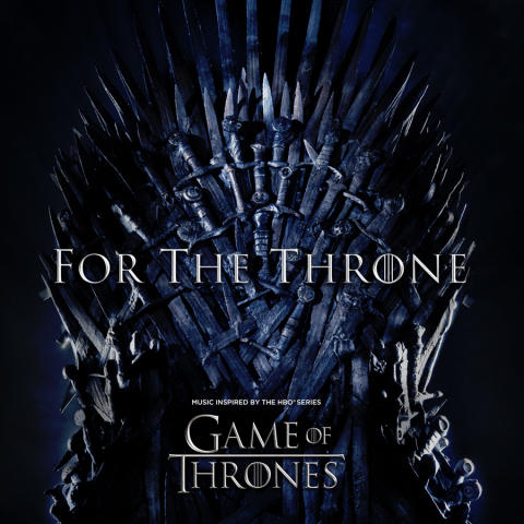 """Albumet """"For The Throne (Music Inspired by the HBO Series Game of Thrones®)"""" släpps idag"""