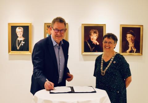 Gladsaxe Kommune og headspace Danmark indgår samarbejde om gratis rådgivning til kommunens unge