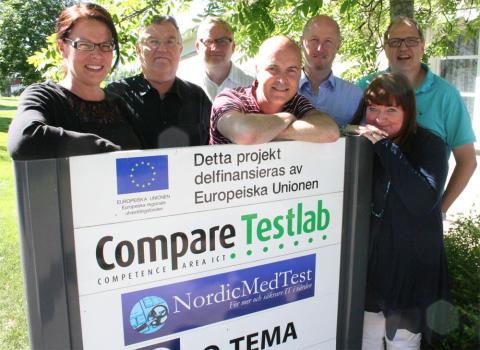 Nordic MedTest tar form snabbare än planerat