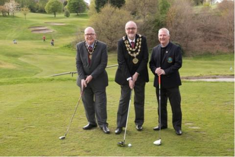 Golfers back Mayor of Bury's charity tournament