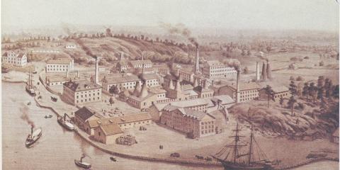 190 år med Gustavsberg – mot 190 nye år