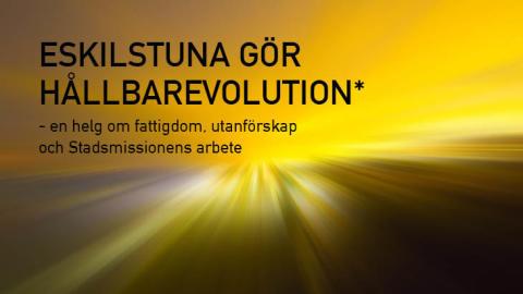 Välgörenhetskonsert med Tomas Andersson Wij, en helg om fattigdom, utanförskap och Stadsmissionens arbete