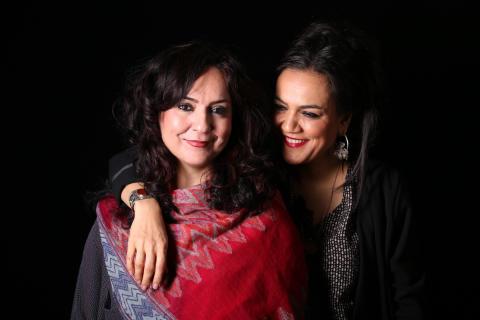 Mahsa and Marjan Vahdat - Curious Classics