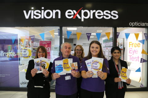 Blood pressure campaign sees 1 in 5 Blackburn residents with stroke risk symptoms