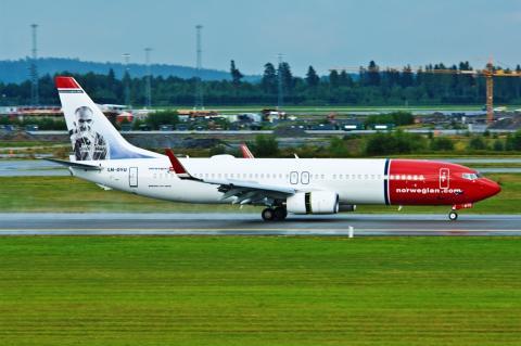 Norwegian lanserer ny rute til Dalaman i Tyrkia
