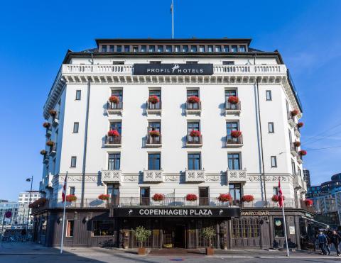 Copenhagen Plaza åbner ny restaurant i historiske rammer
