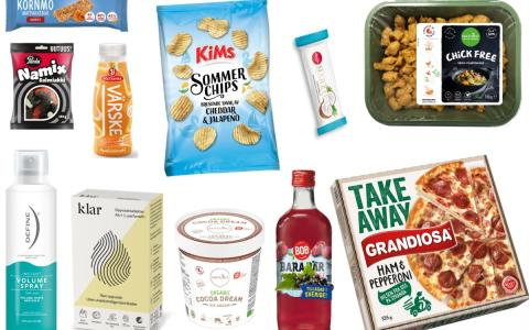 New launches from Orkla
