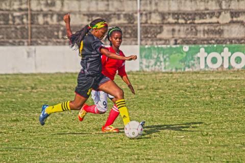 Finalen i Mutola Cup 2013