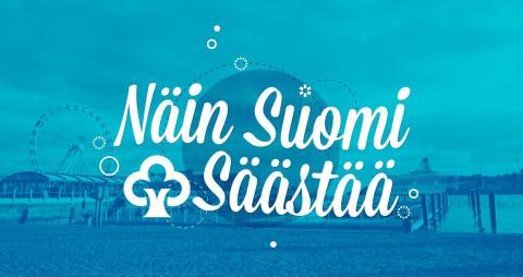 Näin Suomi Säästää: Usko omaan talouteen pääkaupunkiseudulla sai kovimmat luvut seitsemään vuoteen