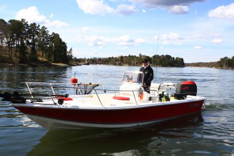 Nytt erbjudande med fiske för personer med funktionshinder och särskilda behov