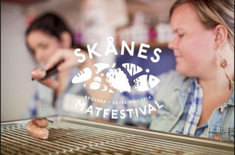 Matlandskapet Skåne i fokus i maj