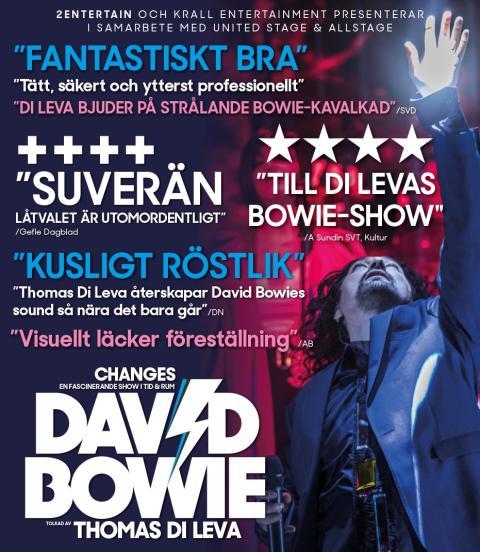"""Succén fortsätter - extrabiljetter släppta till """"Changes - En fascinerande show i tid och rum"""" på Hamburger Börs!"""