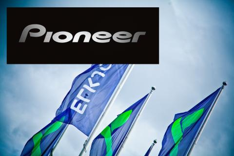 Elkjøp og Pioneer med eksklusiv TV-avtale