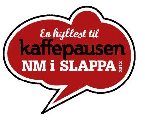 Logo NM i Slappa 2013