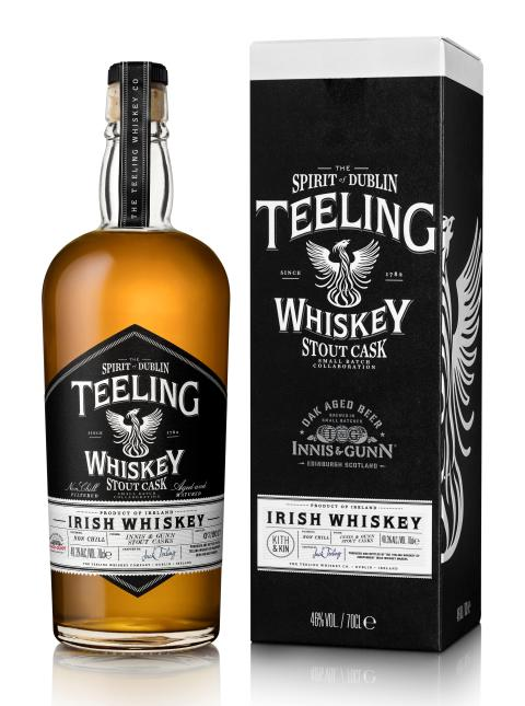 Teeling Innis & Gunn Cask Single Malt