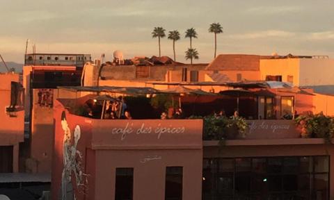 Cafe Des Epices Marrakech Top Cafes_Source NOSADE