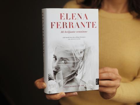 Ferrantes internasjonale gjennombrot kom Napoli-kvartetten