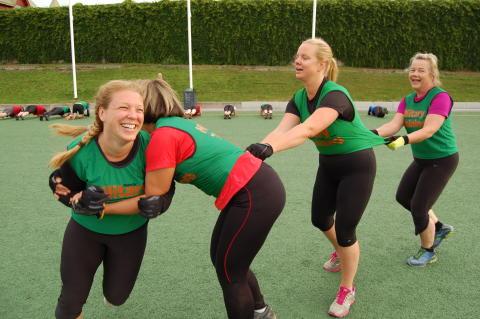 GI Viktkoll och Nordic Military Training (NMT) arrangerar gemensam träningsdag i Stockholm