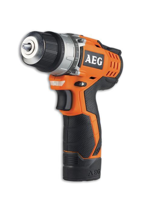 AEG BS 12 C2 L Bor/skrutrekker