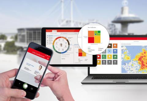 CeBIT 2017: Erstes CRM mit integriertem Fan-Prinzip – Aufbruch in eine neue We-Welt