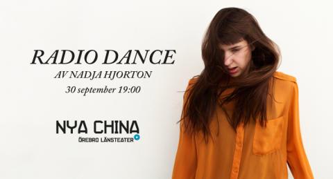Personlig radio och dans gästar Nya China