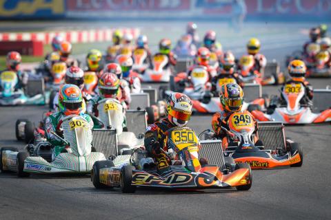 V8 Thunder Cars och Swedish Kart League i fortsatt samarbete
