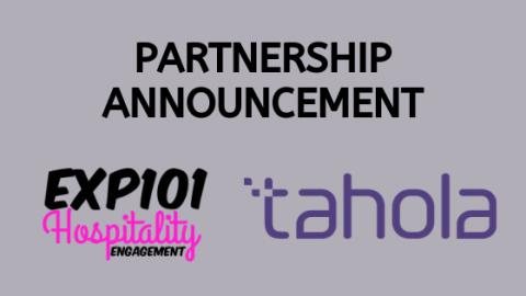 Tahola partner with EXP 101 for 2019/20