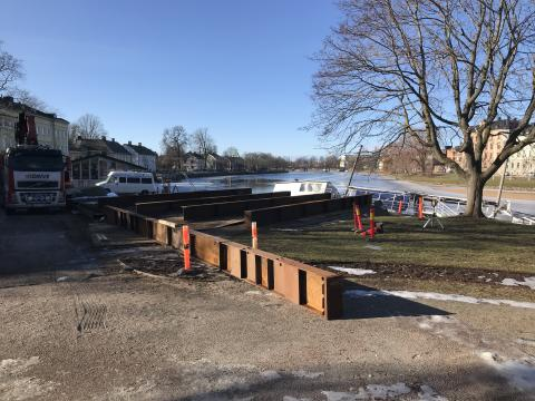 Bärgningen av Båten sker nästa vecka