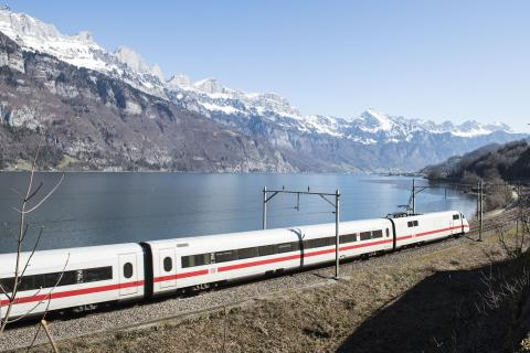 Deutsche Bahn to participate at International Railway Summit