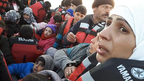 Helvetet på jorden:  Syriens fall och IS framfart  - Dokumentär på National Geographic lördag den 10 juni kl 21.00