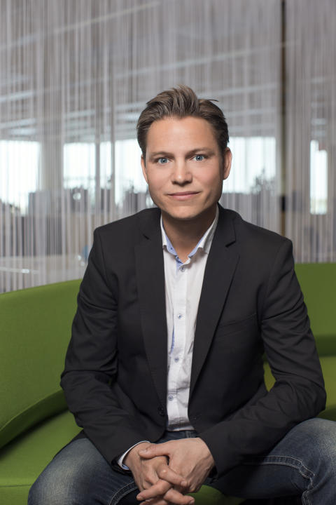 Fredrik Åkerlind, VP of Sales, Telenor Connexion