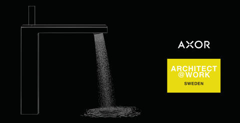 AXOR inspirerar på Architect@Work-mässan i Stockholm