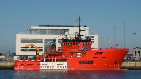 ESVAGT delivers new record breaking result.