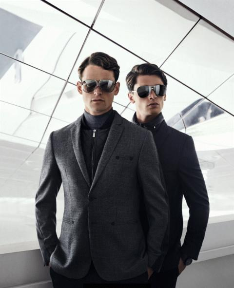 Rodenstock and Porsche Design extend licence contract for a further 10 years.